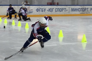 International Ice Hockey Camp III Sochi 2018